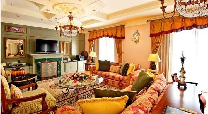 總統套房─白金漢宮│一大床│44坪